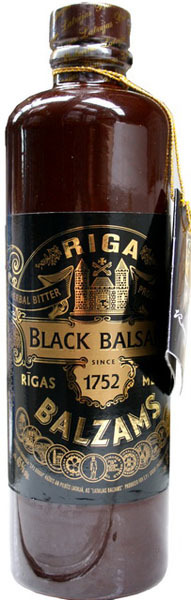 ORIGINAL Riga Black Balsam 0,5L 45% Vol. Kräuterlikör