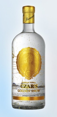 CZAR'S GOLDEN SNOW 0,7L Wodka