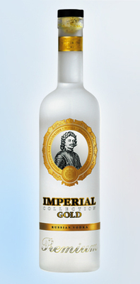 IMPERIAL COLLECTION GOLD 6L Wodka